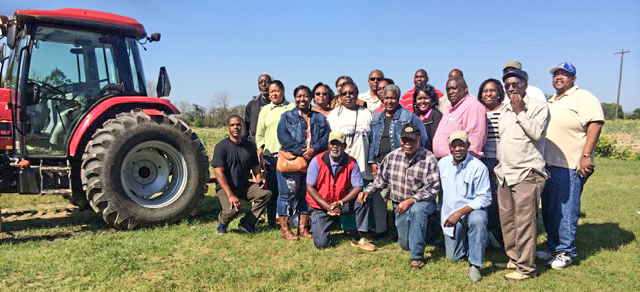 Deep South Community Agricultural Network