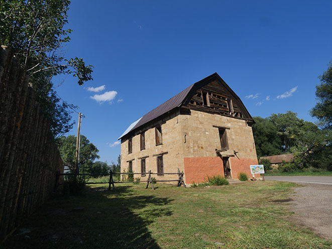 Saint Vrain Mill